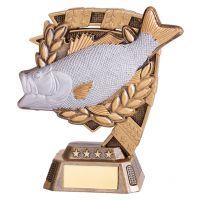 Euphoria Fishing Trophy Award 130mm : New 2019