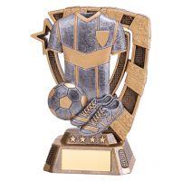 Euphoria Football Trophy Award 130mm : New 2019