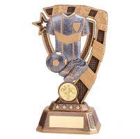 Euphoria Football Trophy Award 180mm : New 2019