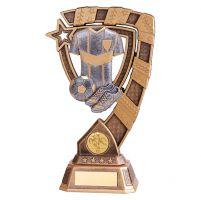 Euphoria Football Trophy Award 210mm : New 2019