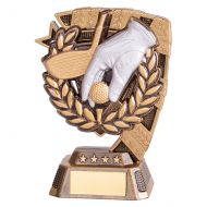 Euphoria Golf Trophy Award 130mm : New 2019