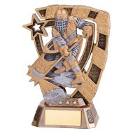 Euphoria Ice Hockey Trophy Award 130mm : New 2019