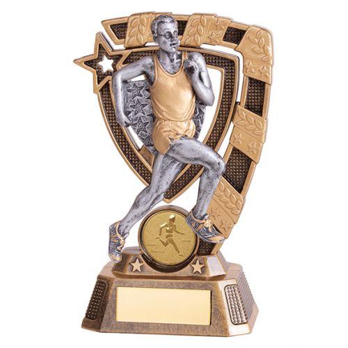Euphoria Running Trophy Award Male 150mm : New 2019