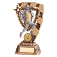 Euphoria Running Trophy Award Male 180mm : New 2019