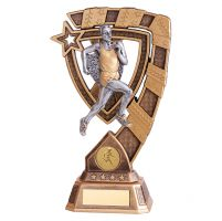 Euphoria Running Trophy Award Male 210mm : New 2019