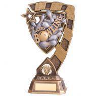 Euphoria Tenpin Bowling Trophy Award 210mm : New 2019
