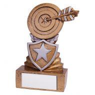 Shield Archery Mini Trophy Award 95mm : New 2019