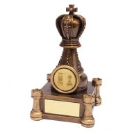Checkmate Chess Trophy Award 125mm : New 2019