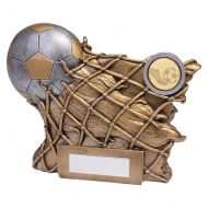 Goal! Football Trophy Award 130mm : New 2019