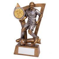 Predator Football Trophy Award 125mm : New 2019