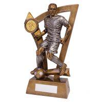 Predator Football Trophy Award 200mm : New 2019