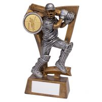Predator Cricket Batsman Trophy Award 125mm : New 2019
