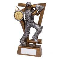 Predator Cricket Batsman Trophy Award 150mm : New 2019