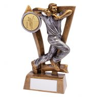 Predator Cricket Bowler Trophy Award 125mm : New 2019