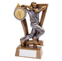 Predator Cricket Bowler Trophy Award 125mm : New 2019