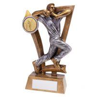 Predator Cricket Bowler Trophy Award 150mm : New 2019