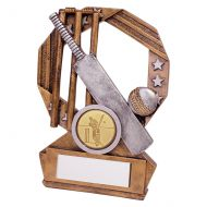 Enigma Cricket Trophy Award 120mm : New 2019