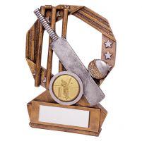 Enigma Cricket Trophy Award 120mm : New 2019