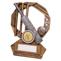 Enigma Cricket Trophy Award 140mm : New 2019