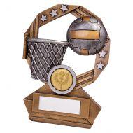 Enigma Netball Trophy Award 140mm : New 2019