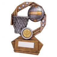Enigma Netball Trophy Award 155mm : New 2019