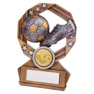 Enigma Football Trophy Award 120mm : New 2019