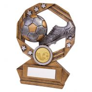 Enigma Football Trophy Award 140mm : New 2019