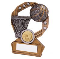 Enigma Basketball Trophy Award 120mm : New 2019
