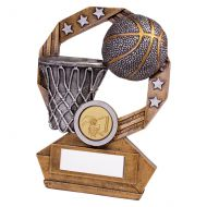 Enigma Basketball Trophy Award 140mm : New 2019