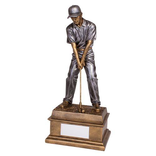 Wentworth Golf Male Trophy Award 320mm : New 2019