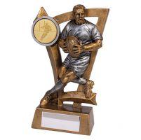 Predator Rugby Trophy Award 125mm : New 2019