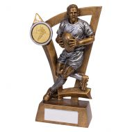 Predator Rugby Trophy Award 155mm : New 2019