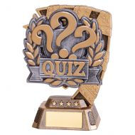 Euphoria Quiz Trophy Award 130mm : New 2019