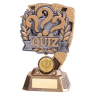 Euphoria Quiz Trophy Award 150mm : New 2019