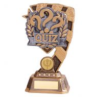 Euphoria Quiz Trophy Award 180mm : New 2019