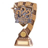 Euphoria Quiz Trophy Award 210mm : New 2019