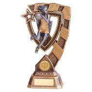Euphoria Netball Trophy Award 210mm : New 2019