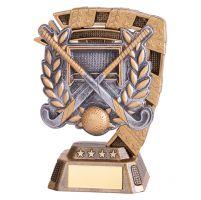 Euphoria Field Hockey Trophy Award 130mm : New 2019