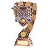 Euphoria Field Hockey Trophy Award 210mm : New 2019