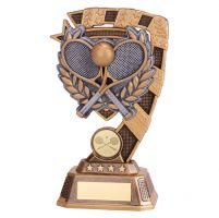 Euphoria Tennis Trophy Award 180mm : New 2019