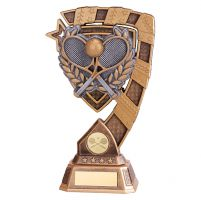 Euphoria Tennis Trophy Award 210mm : New 2019