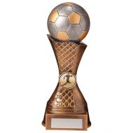 Quest Football Heavyweight Trophy Award 205mm : New 2020