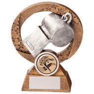 Revolution Whistle Trophy Award 110mm : New 2020