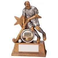 Warrior Star Hockey Male Trophy Award 125mm : New 2020