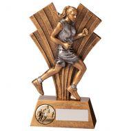 Xplode Running Female Trophy Award 150mm : New 2020