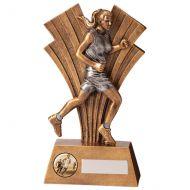 Xplode Running Female Trophy Award 180mm : New 2020