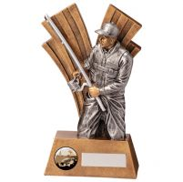 Xplode Fishing Trophy Award 180mm : New 2020