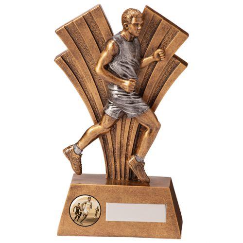 Xplode Running Male Trophy Award 180mm : New 2020