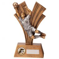 Xplode Goalkeeper Trophy Award 180mm : New 2020