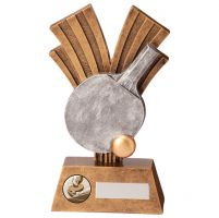 Xplode Table Tennis Trophy Award 180mm : New 2020